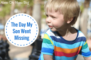 The Day My Son Went Missing