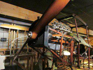 "Curtiss JN-4 ""Jenny"" at USAF Airman Heritage Museum at JBSA-Lackland | Alamo City Moms Blog"