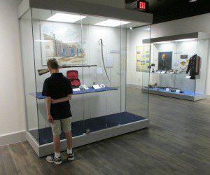 Exhibits at the Fort Sam Houston Museum | Alamo City Moms Blog