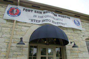 Fort Sam Houston Museum in the Quadrangle at JBSA-Fort Sam Houston | Alamo City Moms Blog