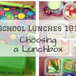 School Lunches 101: Choosing a Lunchbox