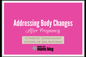 Addressing Body Changes After Pregnancy