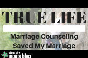 TRUE LIFE: Marriage Counseling Saved My Marriage
