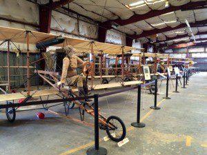 Early aircraft at the Texas Air Museum at Stinson Field | Alamo City Moms Blog