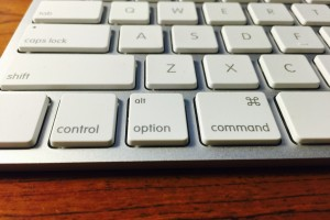 Control with the Option to Command...?