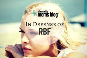 In Defense of RBF