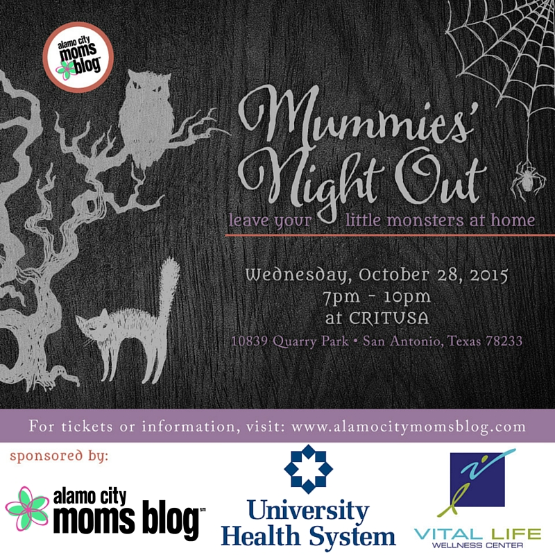 Don't Miss Mummies' Night Out!