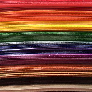 construction paper rainbow | Alamo City Moms Blog