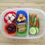 Moving Beyond PB&J: A Week of School Lunches