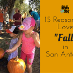 "15 Reasons to Love ""Fall"" in San Antonio"