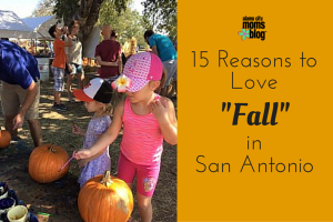 "15 Reasons to Love ""Fall"" in San Antonio"