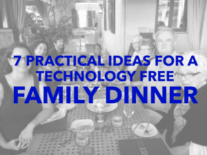 These are great ideas! Check them out if you need new ideas for banning the phone at dinner.