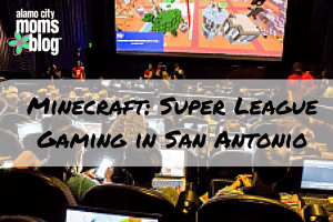 Minecraft- Super League Gaming in San Antonio