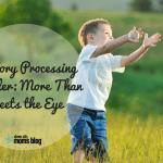 Sensory Processing Disorder: More Than Meets the Eye