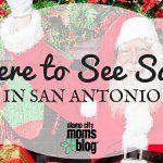 Where to See Santa in San Antonio