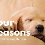 Four Reasons Santa is Not Bringing My Kids a Dog