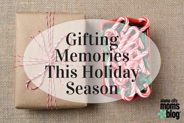 Gifting Memories This Holiday Season