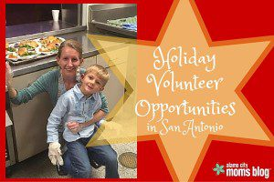Holiday Volunteer Opportunities in San Antonio