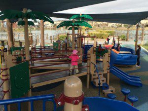 Playground at Morgan's Wonderland