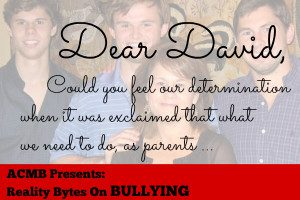 Dear David 2