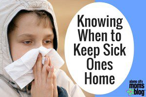 Knowing When to Keep Sick Kids
