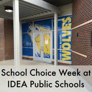 School Choice Week at IDEA Public Schools | Alamo City Moms Blog