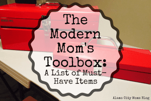 Mom's Toolbox