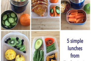 five simple school lunches from trader joe's
