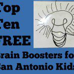 Top 10 Free Brain Boosters for San Antonio Kids
