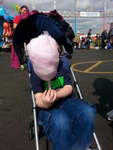 Cotton candy!!
