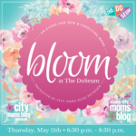 2017 Bloom: An Event for New and Expectant Mothers