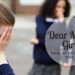 Dear Mean Girl From My Freshman Year