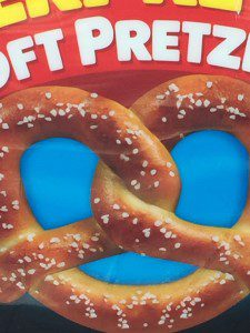 Can I Have a Pretzel photo credit: Big Sister obviously an homage to great pop artists like Andy Warhol and Corita Kent