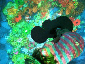 Morgan's Wonderland Sensory Village interactive blooming pond | Alamo City Moms Blog