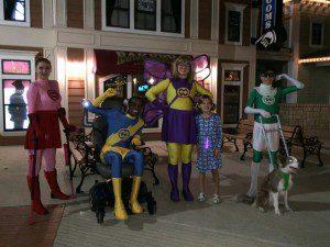Wonder Squad at Morgan's Wonderland | Alamo City Moms Blog