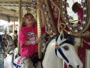 Morgan's Wonderland carousel | Alamo City Moms Blog