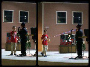 Morgan's Wonderland A Wonderland Christmas magic show with the Astonishing Mr. Pitts | Alamo City Moms Blog