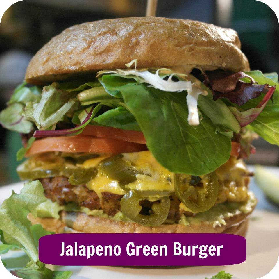 Photo from Green Vegetarian Cuisine