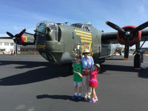 Collings Foundation Wings of Freedom Tour at Fredericksburg, Texas | Alamo City Moms Blog