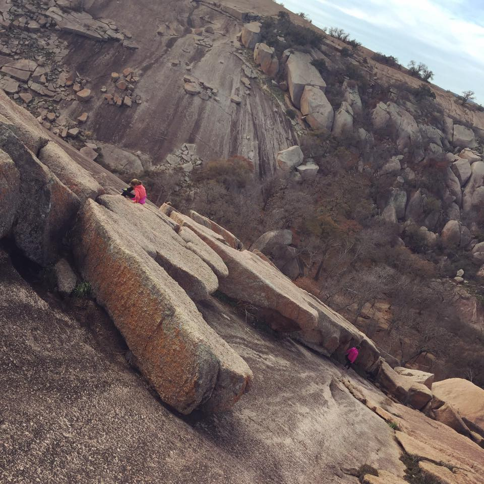 Enchanted Rock near Fredericksburg, Texas | Alamo City Moms Blog