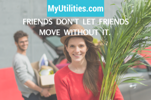 Friends don't let friends move without it.
