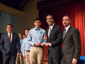 Keynote speaker George P. Bush at IDEA Public Schools San Antonio luncheon | Alamo City Moms Blog