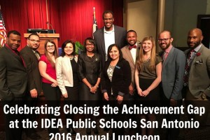 Celebrating Closing the Achievement Gap at the IDEA Public Schools San Antonio Annual Luncheon honoring Mayor Ivy R. Taylor | Alamo City Moms Blog