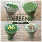 Four Kid-Friendly Green Smoothies