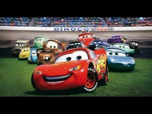 Thanks to the soundtrack being on an endless loop in my car, these smiling cars haunt my dreams.