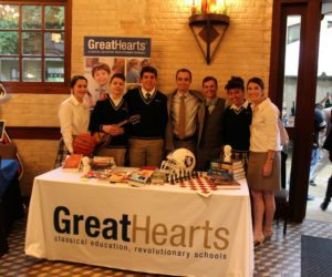 Great Hearts Monte Vista at the San Antonio Regional Public PK-12 Education Forum on April 21, 2016 at the Pearl Stable | Alamo City Moms Blog
