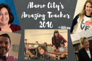 Alamo City's Amazing Teacher 2016
