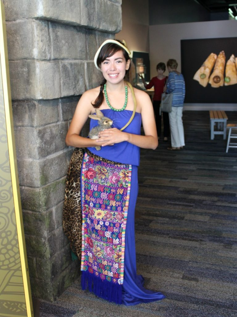 Ixchel - Maya: Hidden Worlds Revealed at the Witte Museum | Alamo City Moms Blog
