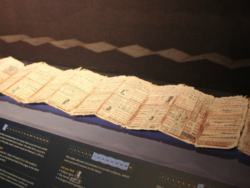 Codex - Maya: Hidden Worlds Revealed at the Witte Museum | Alamo City Moms Blog