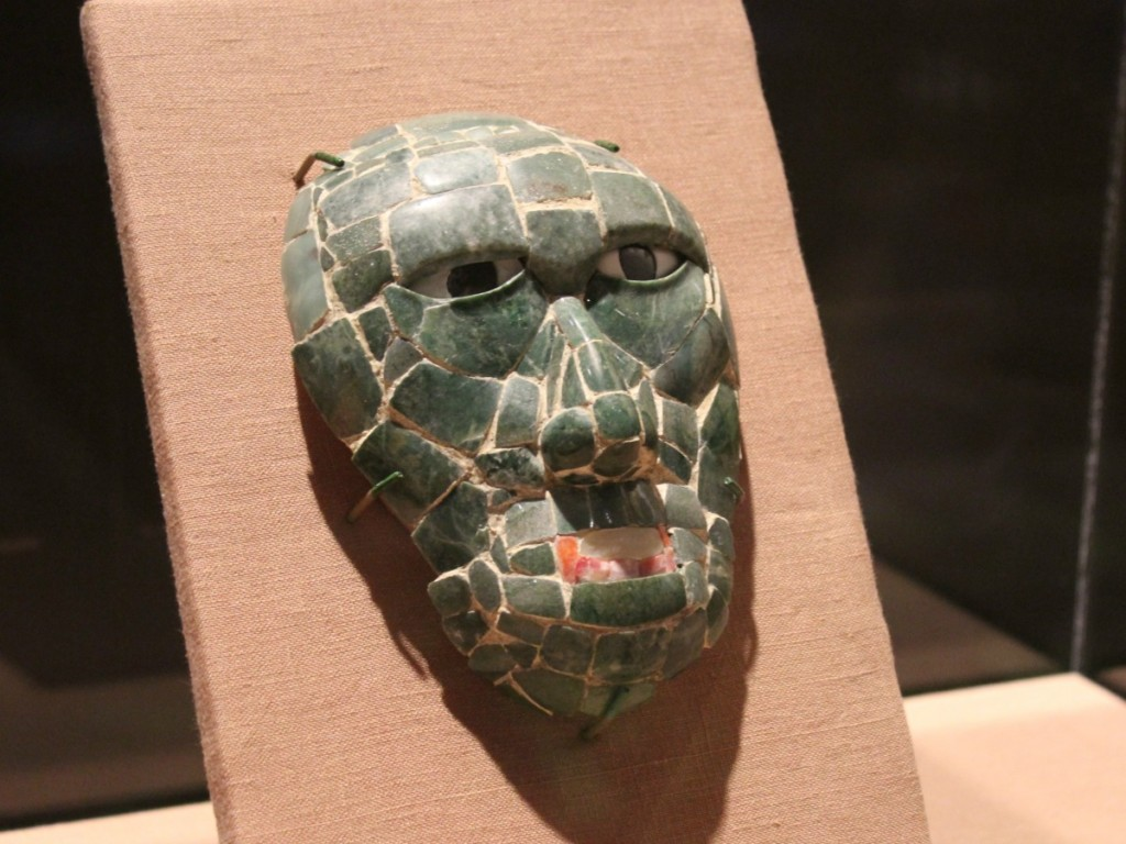 Mask - Maya: Hidden Worlds Revealed at the Witte Museum | Alamo City Moms Blog